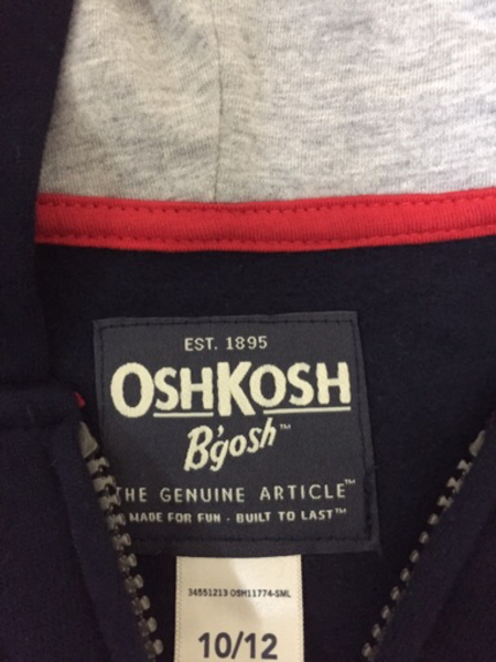 Used BRAND NEW AUTHENTIC OSH KOSH SWEATSHIRT in Dubai, UAE