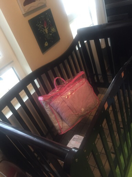 Used Excellent baby crib going cheap in Dubai, UAE