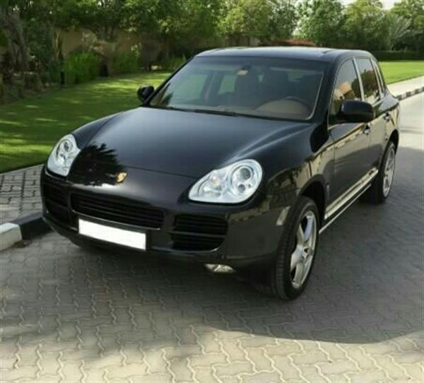 Used PORSCHE CAYENNE 4.5 V8 in Dubai, UAE