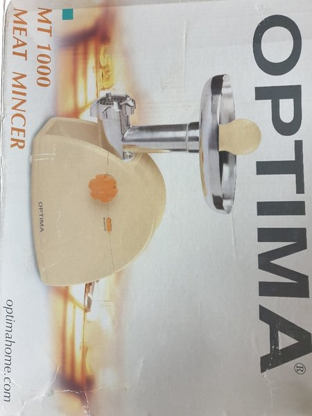 Used Optima Meat Mincer MT 1000 in Dubai, UAE