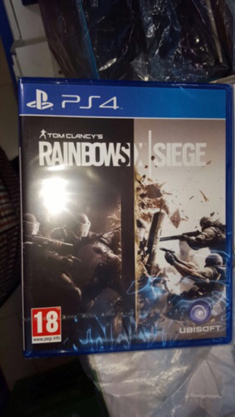 Used Rainbow six  in Dubai, UAE