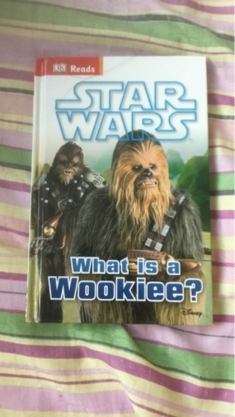 Used Star Wars book: wat is a Wookiee in Dubai, UAE