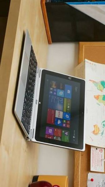 Used Acer Switch 10 Hybrid without charger in Dubai, UAE
