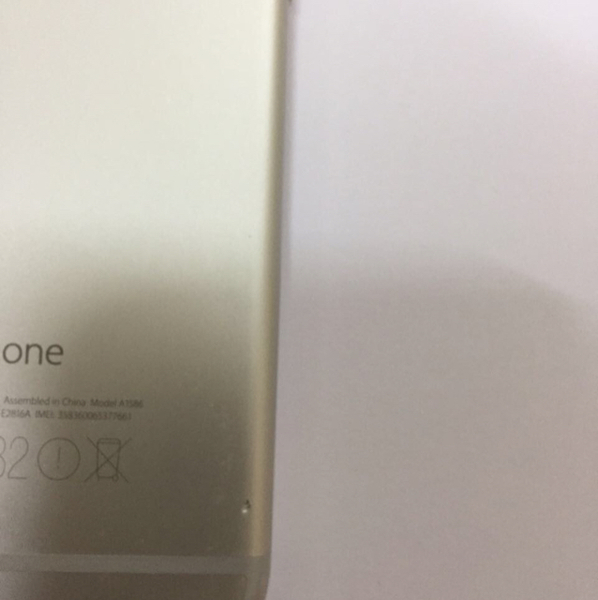 Used Iphone 6 128gb Silver With Box And All Accessories in Dubai, UAE