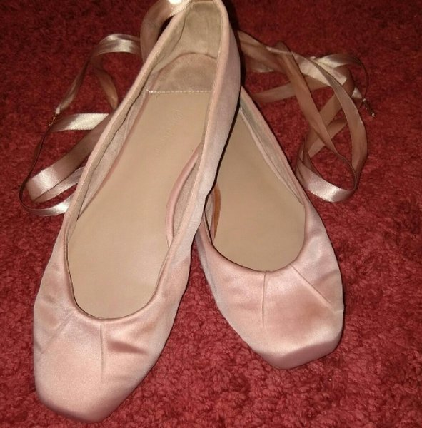 Used Stradivarius Lace up Shoes in Dubai, UAE