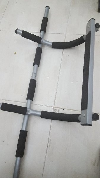 Used Portable Pull up and Push Up stands in Dubai, UAE