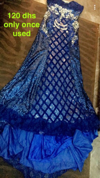 Used Branded gown in Dubai, UAE