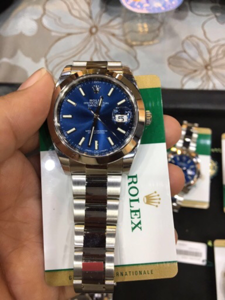 Used Rolex Date-just II  Full steel original in Dubai, UAE