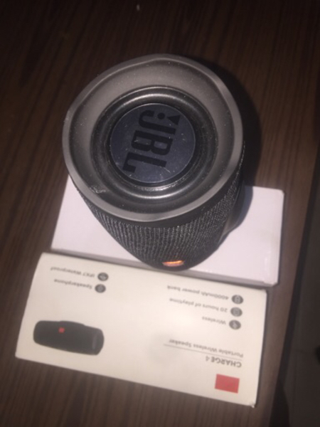 Used JBL  CHARGE 4 in Dubai, UAE