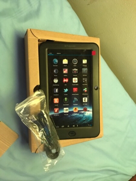 Used Internet Tablet Polaroid 7 in Dubai, UAE