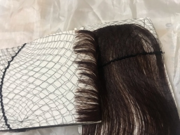 Used Charming air bangs wig in Dubai, UAE