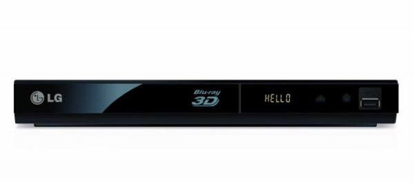 Used LG BP425 Blu-Ray 3D dVD Player With Remote in Dubai, UAE