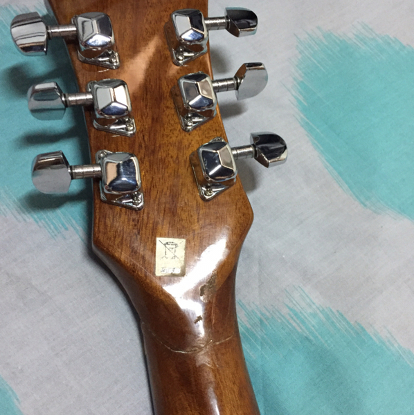 Used Guitar Slightly Used But In Good Condition in Dubai, UAE