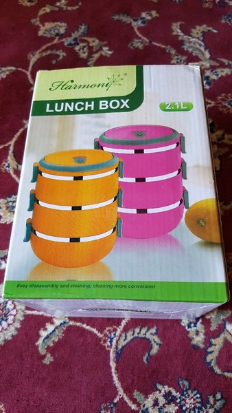 Used Brand new LUNCH BOX in Dubai, UAE