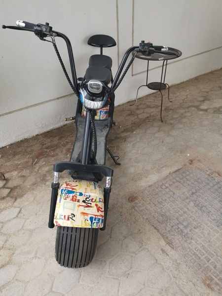 Used Harley electric scooter worth 5000 in Dubai, UAE