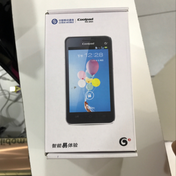 Used Coolpad 8150s original have box changer battery  in Dubai, UAE