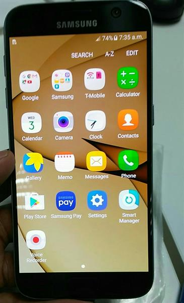 Used Samsung Galaxy S7 32Gb 4Gb Ram Look Like New No Accessories Only Mobile  in Dubai, UAE