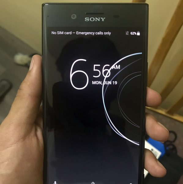 Used Sony XPERIA XZ Premium  in Dubai, UAE