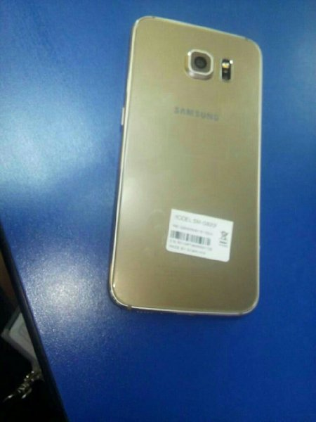 Samsung s6 with damaged LCD