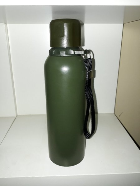 Used Army Style Water Bottle 500ML in Dubai, UAE