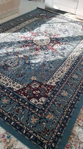 Used Blue Carpet in Dubai, UAE