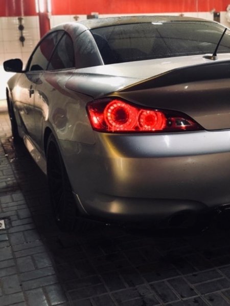 Used Infiniti car in Dubai, UAE