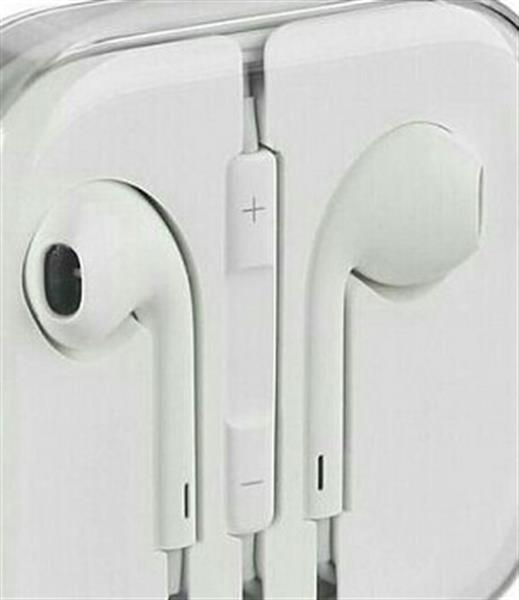 Used Earpods Handsfree with Remote and Mic
