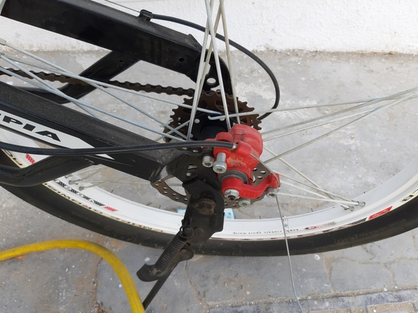 Used Cycle 10 Gear 20 inch in Dubai, UAE