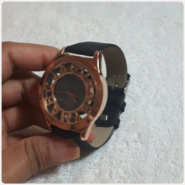 Used Black MARC JACOBS WATCH FOR HER in Dubai, UAE