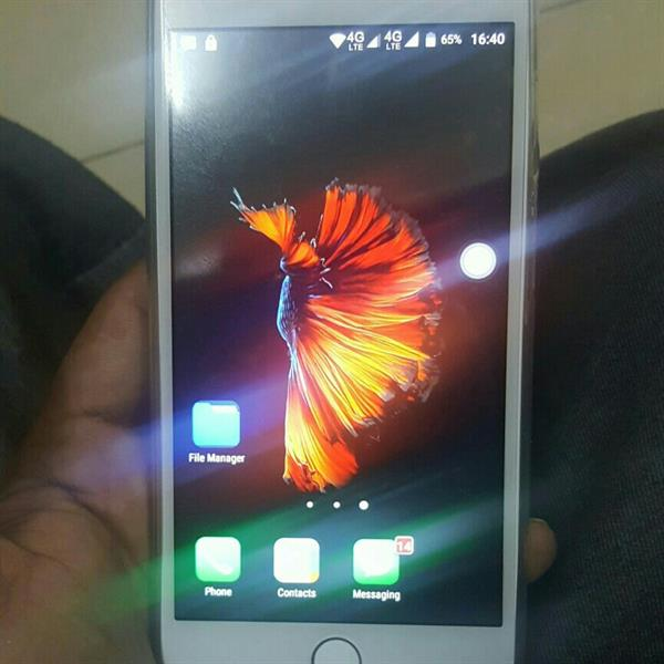 Used I Phone 7plus Copy Sunno 32gb Rom 3 Gb Ram China Copy Good Condition in Dubai, UAE
