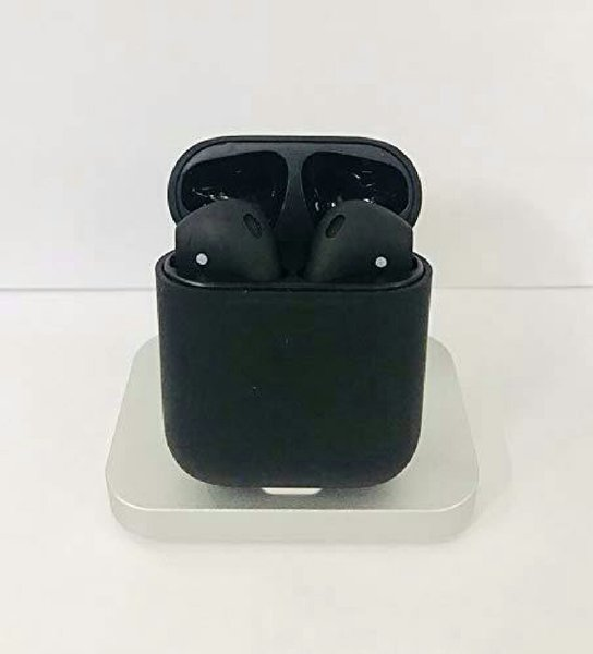 Used POP 2020 Airpods LIMITED EDITION Black in Dubai, UAE