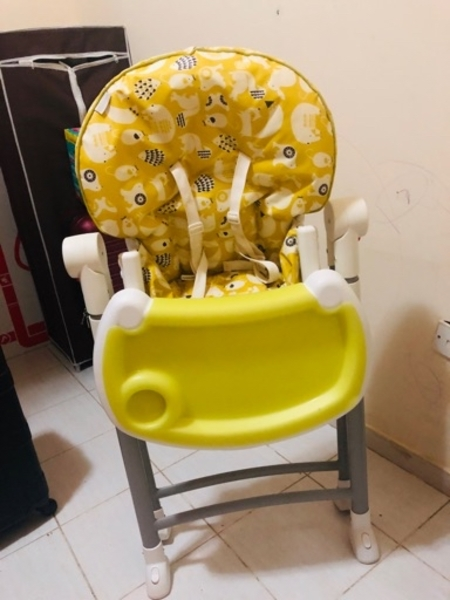 Used GRACO High Chair for Baby in Dubai, UAE