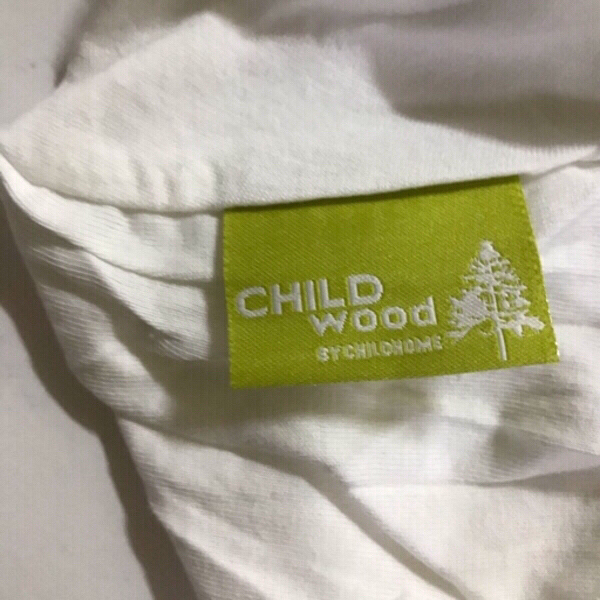 Used Child wood fitted sheet 50*90cm in Dubai, UAE