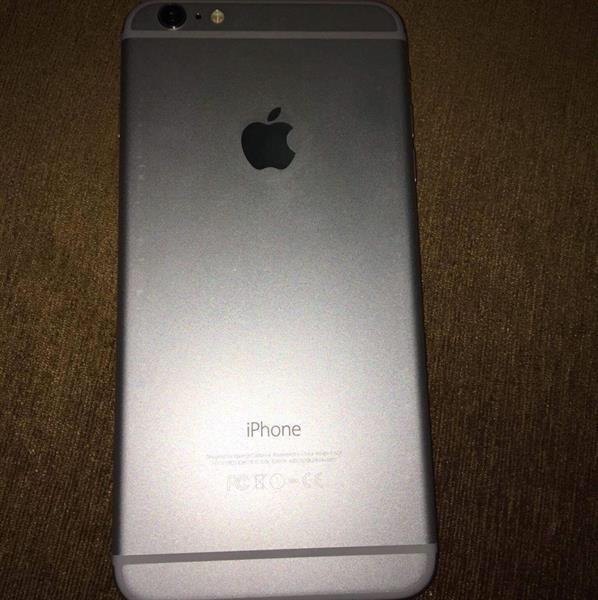 iphone 6plus 128 gb in good condition with charger