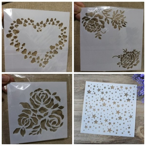 Used Scraping moulds for creating designs in Dubai, UAE
