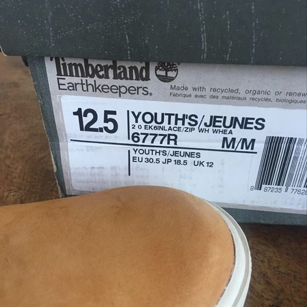 Used Kid Timberland Shoes new in Dubai, UAE