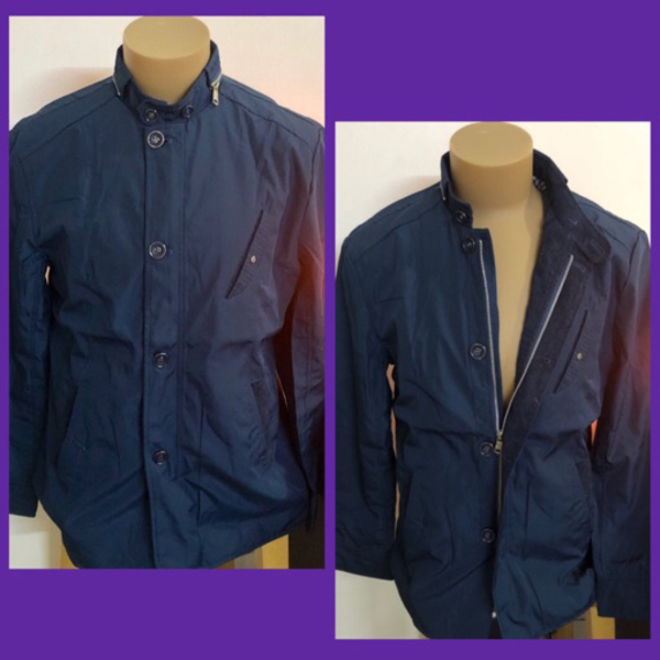 Used Dark Blue Jacket /2XL in Dubai, UAE
