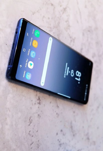 Used SAMSUNG GALAXY NOTE 8 64GB DEEP BLUE SEA in Dubai, UAE