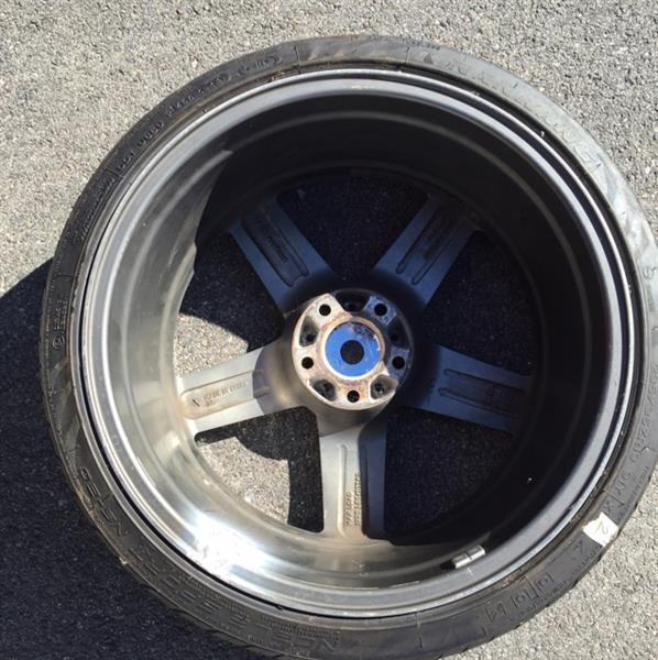 "Used 19"" sport wheels . in Dubai, UAE"