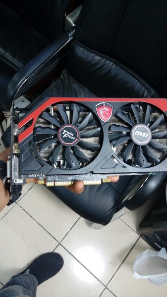 Used MSI 270R9 270 in Dubai, UAE