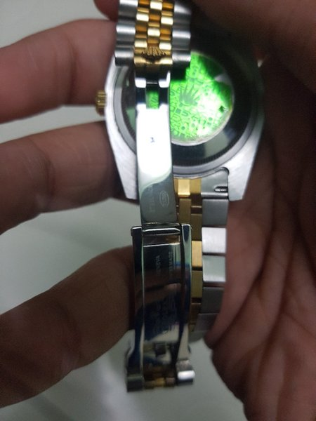 Used Rolex watch. But not working. in Dubai, UAE