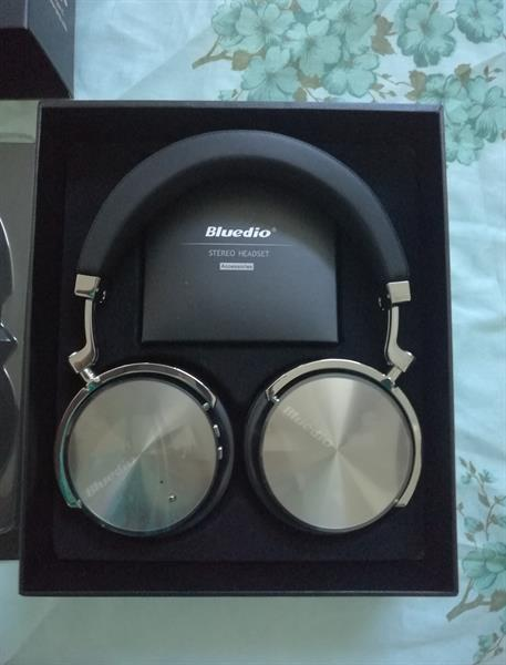 Used Bluedio T4 Wireless With Active Noise Cancellation in Dubai, UAE