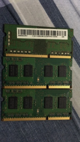 Used DDR3 2GB Ram Samsung in Dubai, UAE