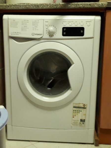 Used INDESIT- WASHING MACHINE in Dubai, UAE