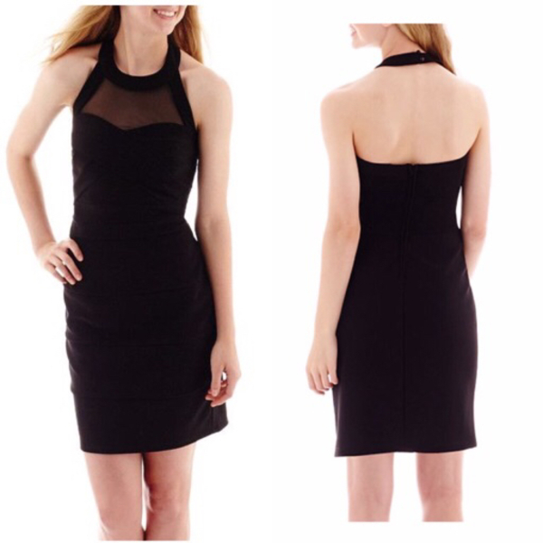 Crystaldoll bodycon ( brand new )