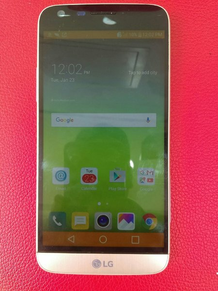 Used LG G5 ..32gb..4gb..21mp..signal sim in Dubai, UAE