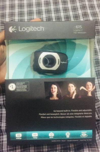 Used HD webcam c615 in Dubai, UAE
