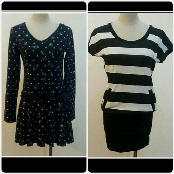 Used Bundle offer 2 dress fabulous in Dubai, UAE