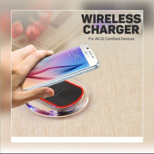 Used New wireless mobile charger in Dubai, UAE