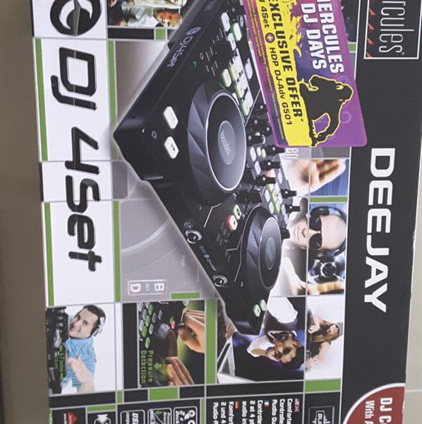 Used DJ Station Playback From hercules in Dubai, UAE